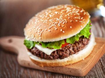 Sono arrivati gli hamburger qualita' premium di scottona da 150gr!