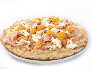 Grande novità: Pizza Burrata e Mortadella