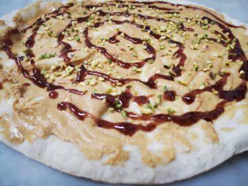 Pizza American Dream: l'ultima creazione di Fabio Muraro
