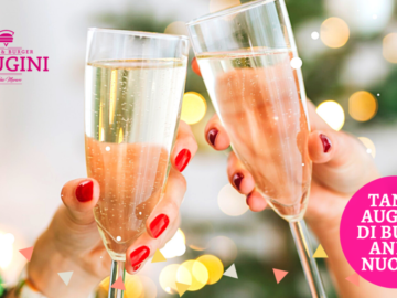 Auguri di buon anno nuovo!